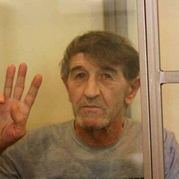 Crimean pro-Ukrainian activist Oleg Prykhodko was sentenced