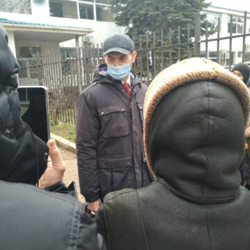Севастопольского верующего Виктора Сташевского приговорили к шести с половиной годам лишения свободы