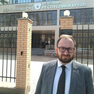 В Крыму началось рассмотрение «дела» Ивана Яцкина