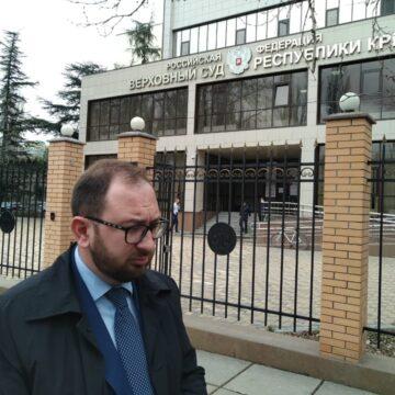 В камере СИЗО Симферополя, где содержат Ивана Яцкина, есть клопы и крысы
