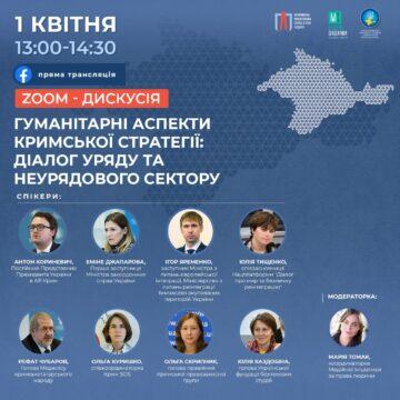 Питання мілітаризації та колонізації Криму має бути окремим пунктом для введення санкцій, — О.Скрипник