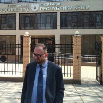 В «суде» по делу Ивана Яцкина допросили в качестве свидетеля его супругу