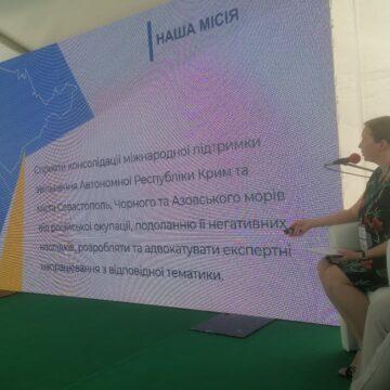 Human Rights Activists Described Implementation of Crimean Platform Initiative at 1st International Investment Forum