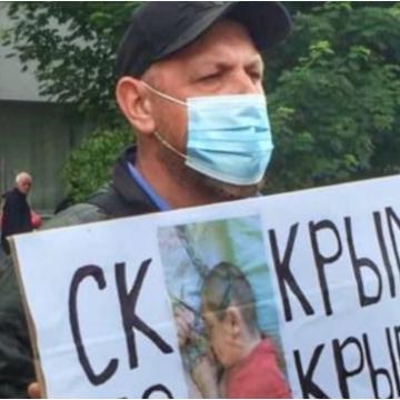 Нарушение свободы собраний: крымчанина оштрафовали за одиночный пикет