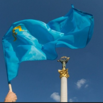 Activists Being Handed 'Warning Notices' On Crimean Tatar Flag Day Eve in Crimea