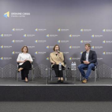 Нам важливо знайти експертів навіть у країнах, де дуже сильна російська пропаганда — Скрипник про експертну мережу «Кримської платформи»