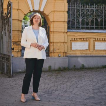 Ольга Скрипник: Ограничение украинского бизнеса в Крыму надо синхронизировать с западными санкциями