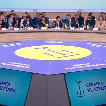 Учасники Кримської платформи ухвалили спільну декларацію