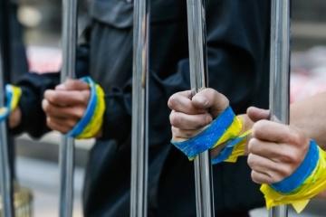 Заява правозахисників: звільнення в'язнів Кремля має бути порушене на зустрічі Зеленського і Байдена