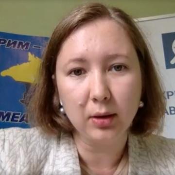 Ольга Скрипник: Кримська платформа стане синергією роботи експертів із різних сфер для пошуку шляхів деокупації