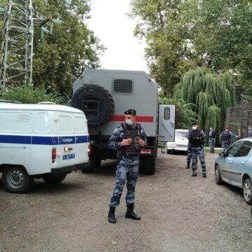 Пятерых жителей Крыма оштрафовали за участие в стихийном мирном собрании