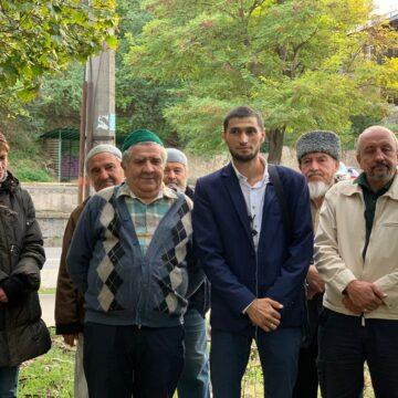 Оштрафован еще один участник мирного собрания в Симферополе