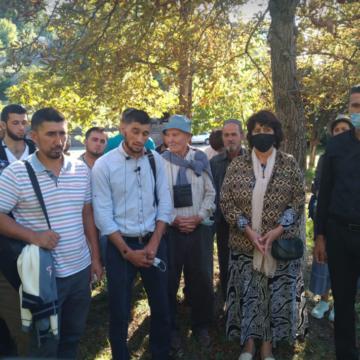 В Крыму перенесли рассмотрение 9 дел по задержанным у здания ФСБ крымским татарам