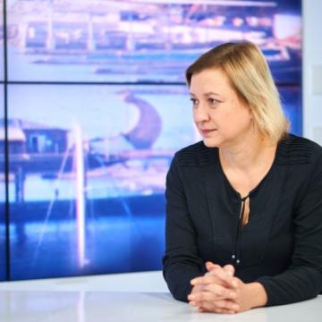 """Ірина Сєдова: """"Я сфокусувала свою журналістську діяльність на захисті прав людини"""""""